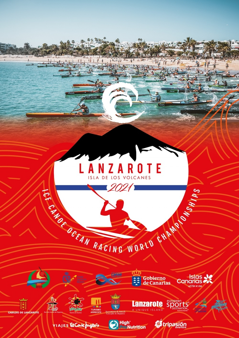 2021 ICF MASTERS CANOE OCEAN RACING WORLD CHAMPIONSHIPS - Register