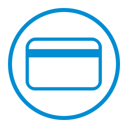 Credit or Debit Card