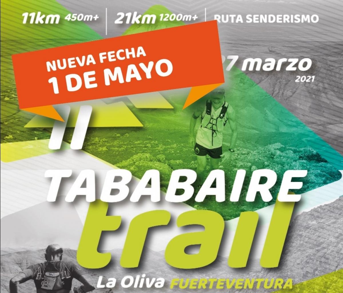 Inscripción - II TABABAIRE TRAIL LA OLIVA